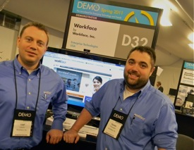 Workface-DEMOspring2011