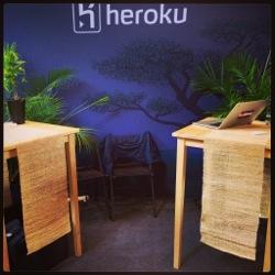 Heroku-booth