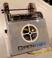 OpenROV-robot